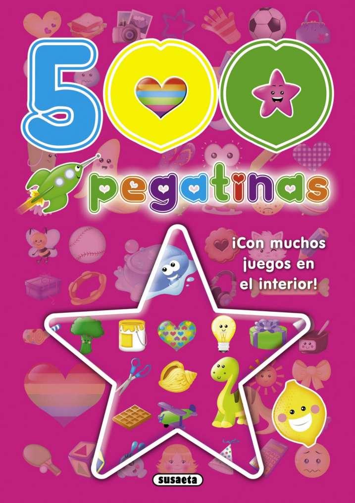 500 Pegatinas