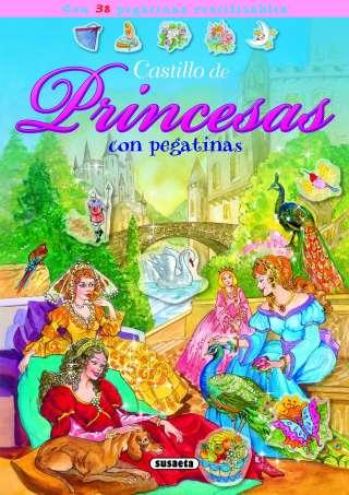 Castillo de princesas con...