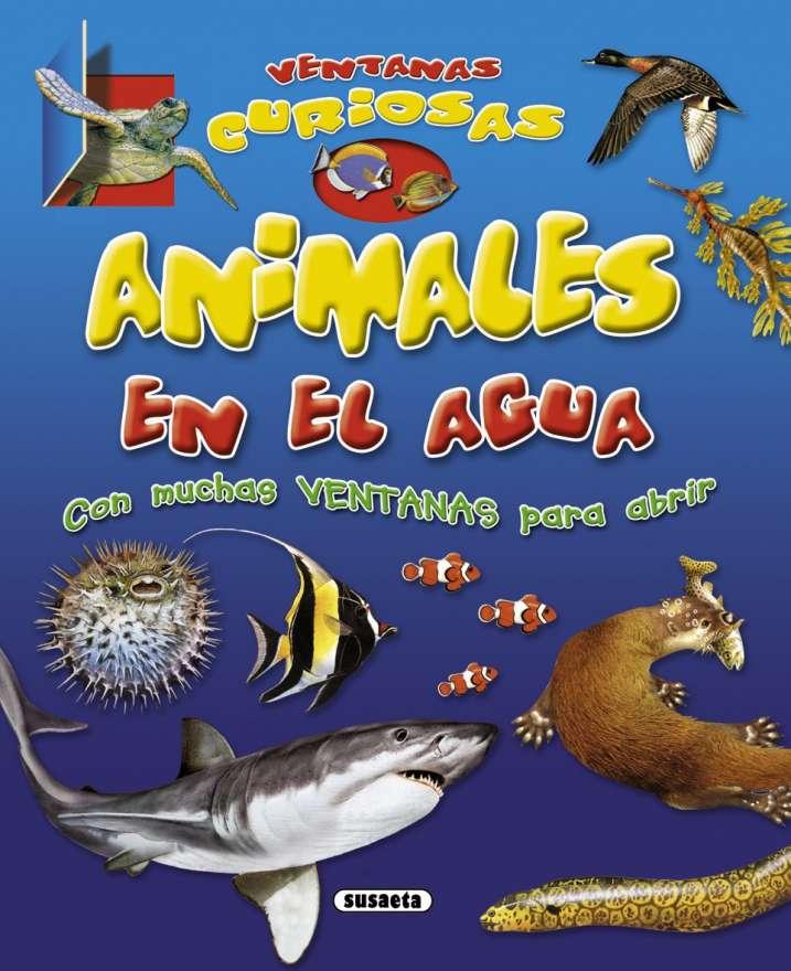 Animales en el agua