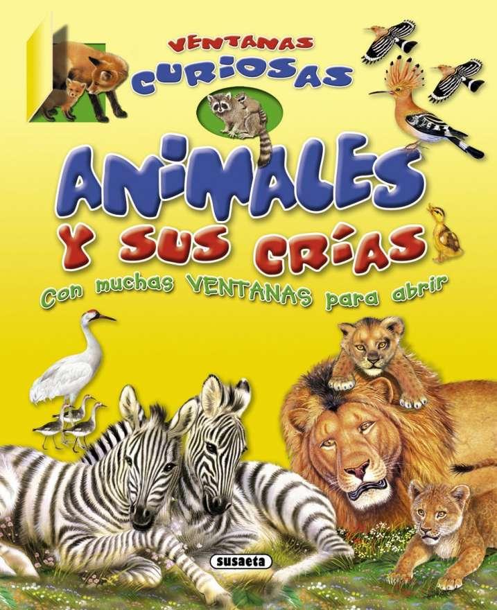 Animales y sus crías