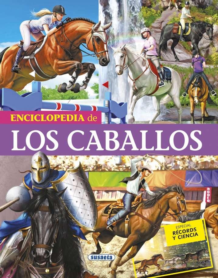 Enciclopedia de los caballos