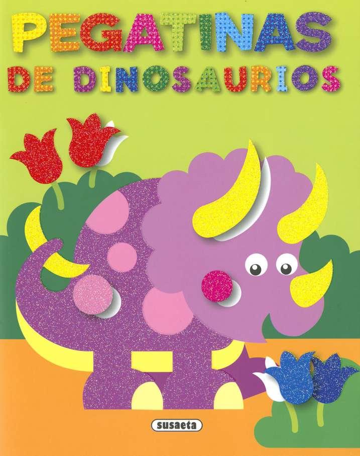 Pegatinas de dinosaurios