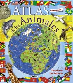 Atlas desplegable de los...