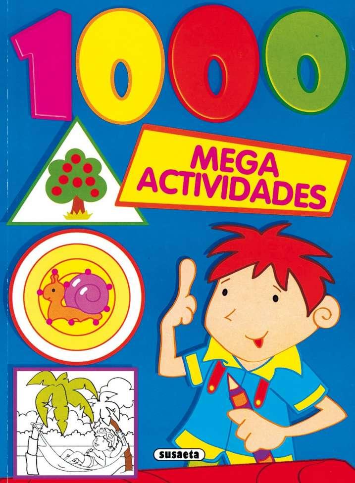 1.000 Mega actividades nº 1