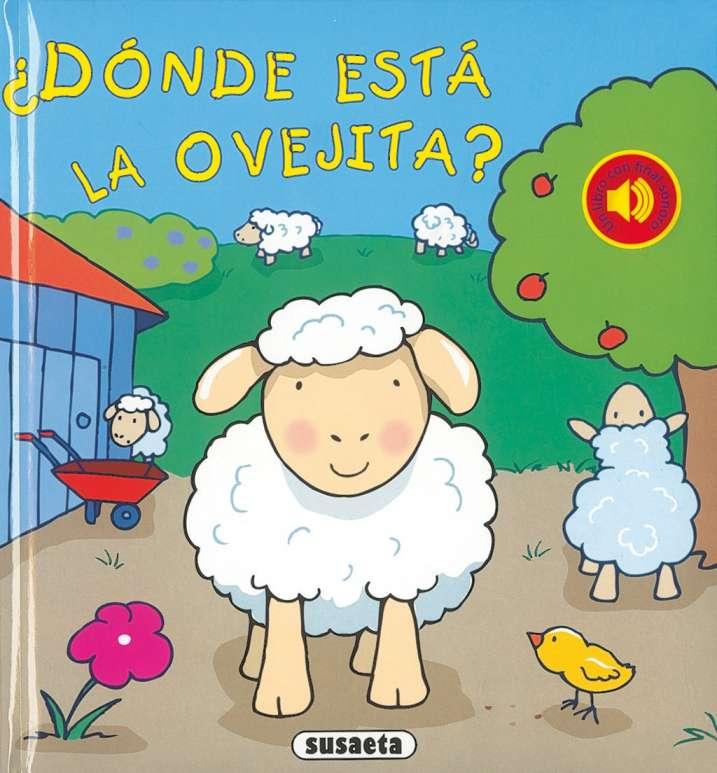 ¿Dónde está la ovejita?