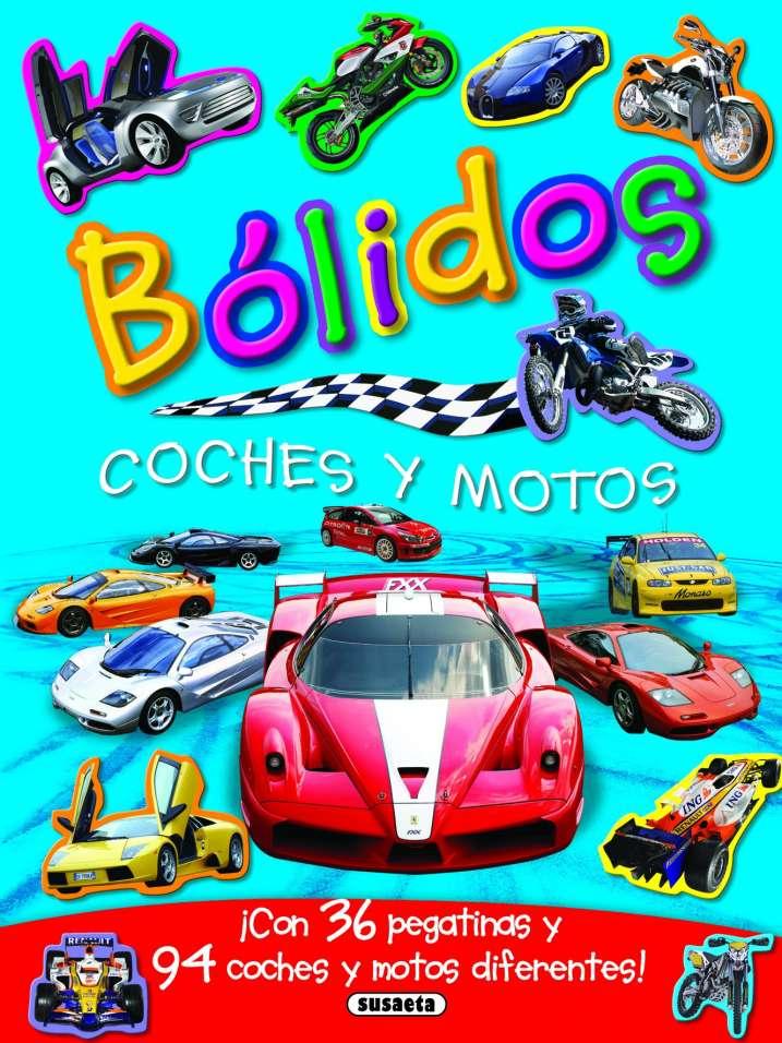 Bólidos coches y motos