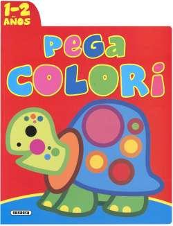 Pega colori 1-2 años