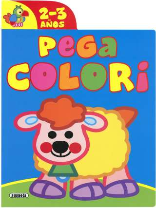 Pega colori 2-3 años