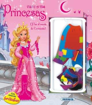 Viste a tus princesas con...
