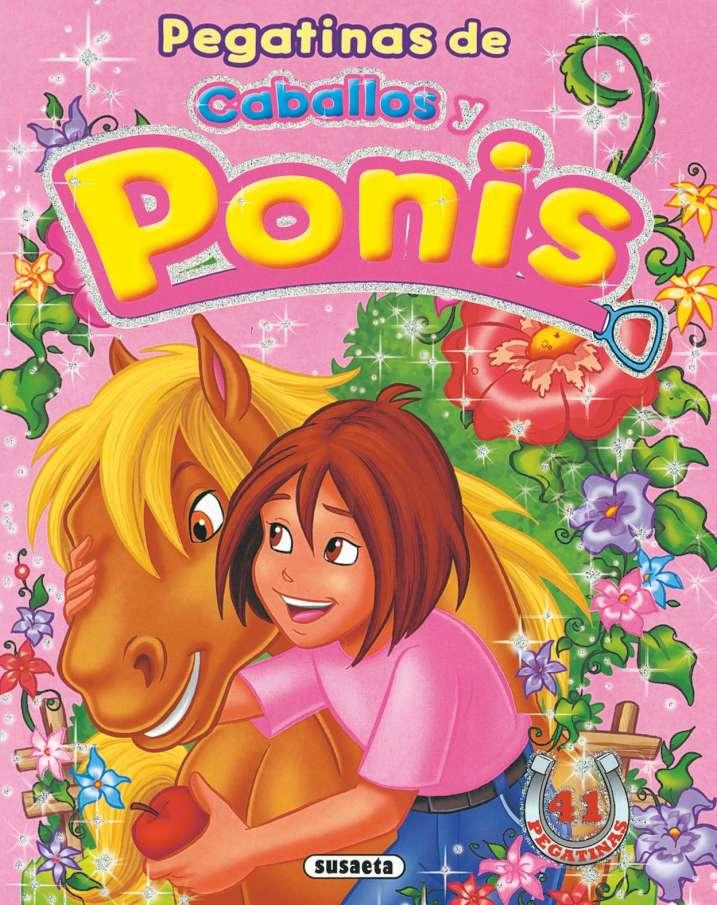 Pegatinas de caballos y...
