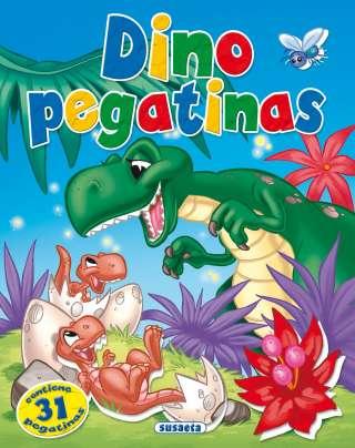 Dino pegatinas 1