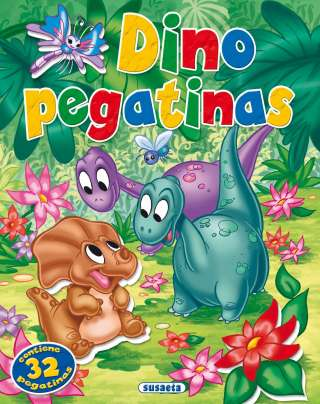Dino pegatinas 2