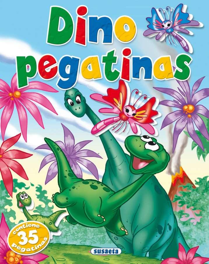 Dino pegatinas 4