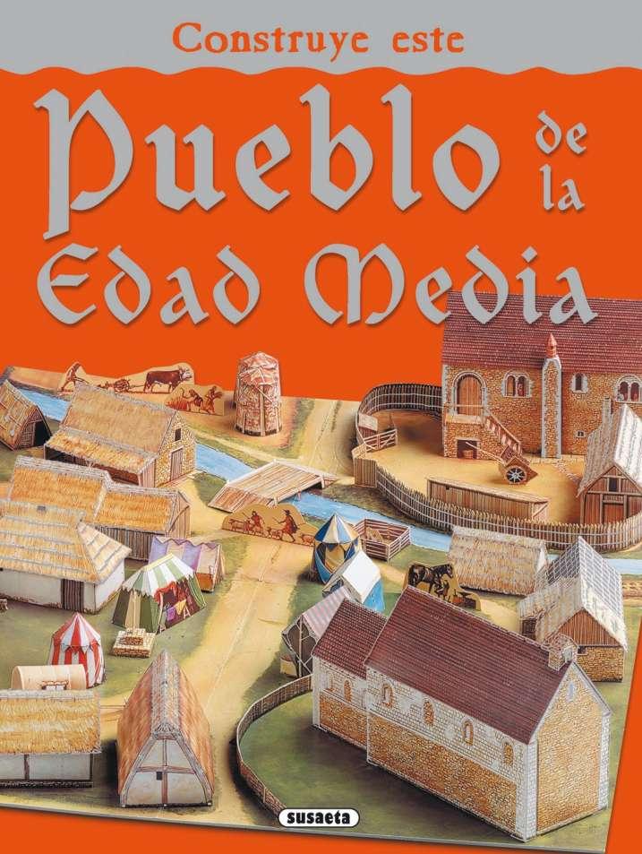Pueblo de la Edad Media