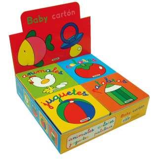 Baby cartón (4 títulos)