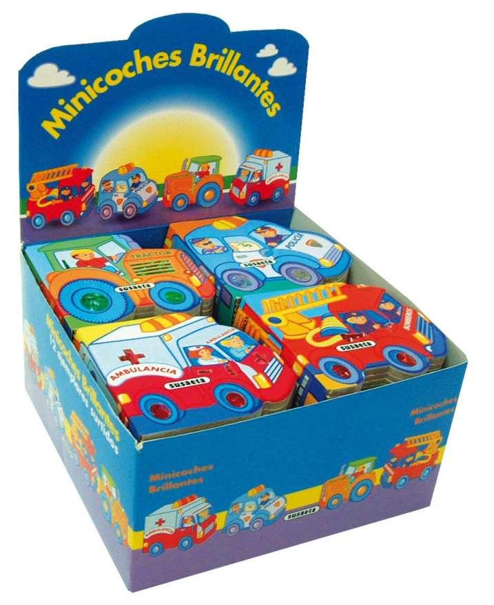 Minicoches brillantes (4...