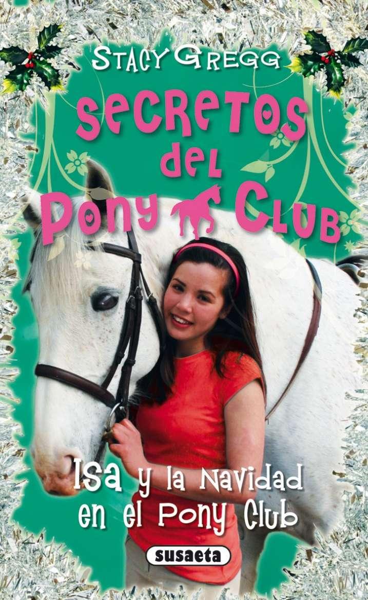 Isa y la Navidad en el Pony...