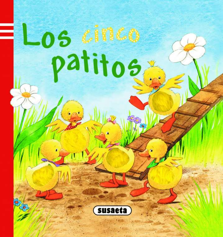 Los cinco patitos