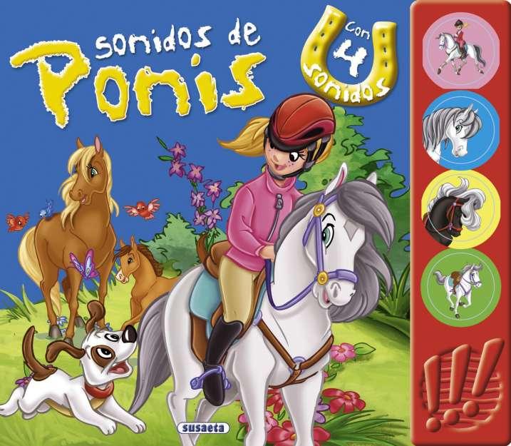 Sonidos de ponis