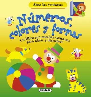 Números, colores y formas