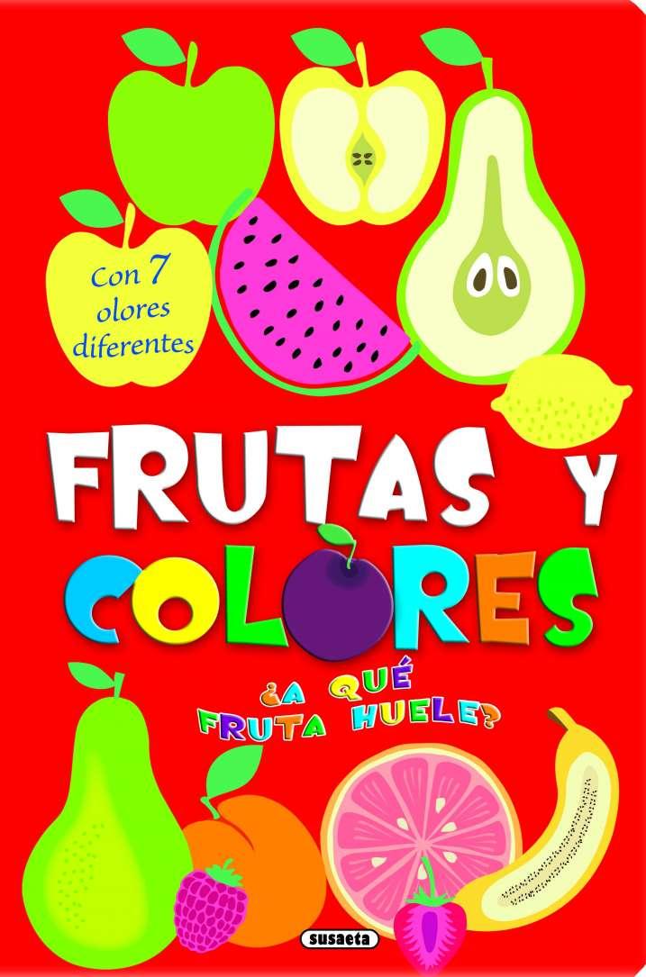 Frutas y colores. ¿A qué...