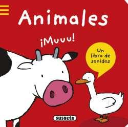 Animales. Un libro de sonidos