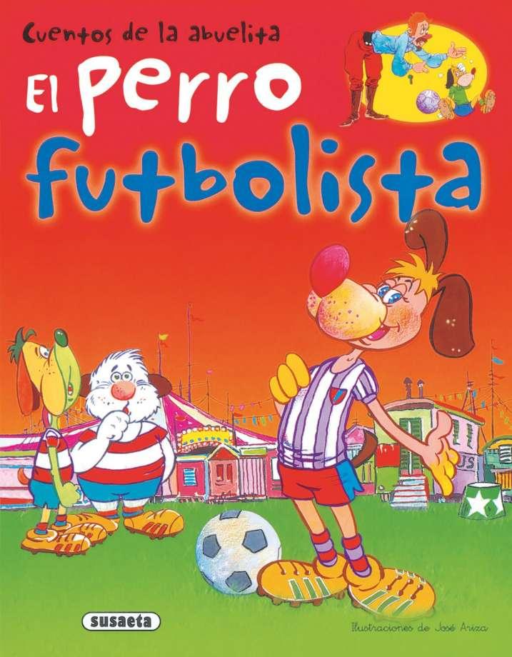 El perro futbolista
