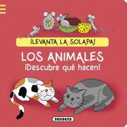 Los animales. ¡Descubre qué...