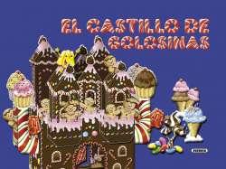 El castillo de golosinas