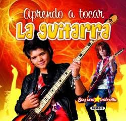 Aprendo a tocar la guitarra
