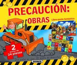 Precaución: obras
