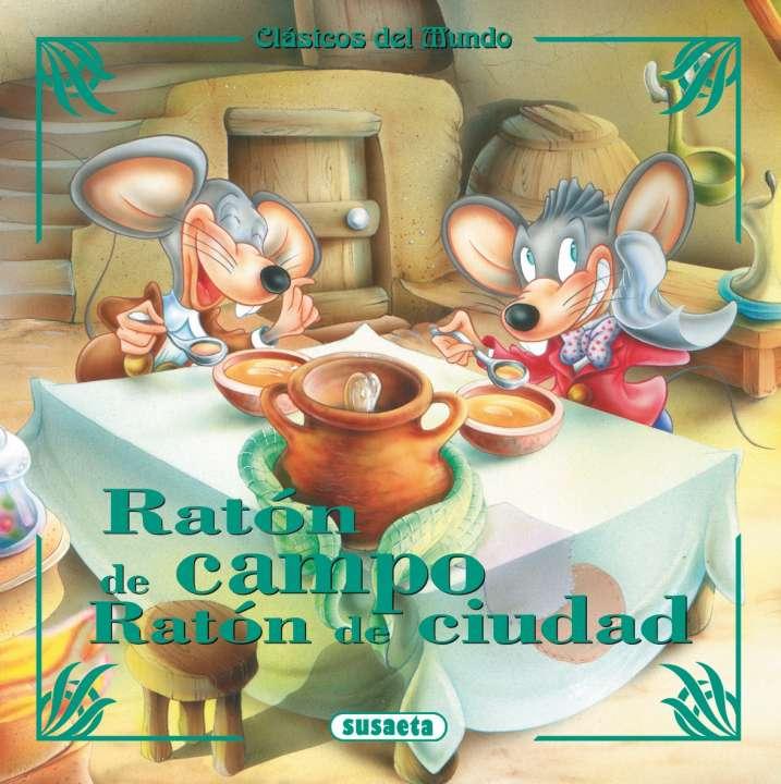 Ratón de campo ratón de ciudad