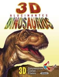 3D alucinantes dinosaurios