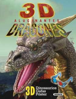 3D alucinantes dragones