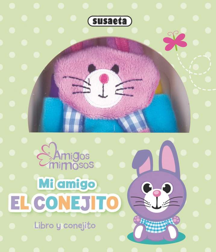 Mi amigo el conejito