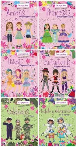 Pequeñas princesas (6 títulos)