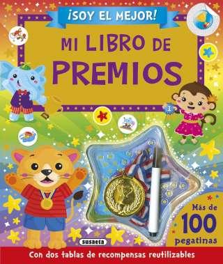 Mi libro de premios
