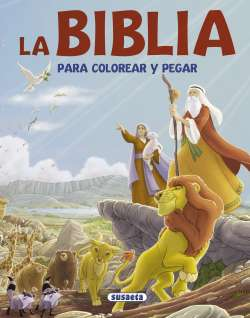 La Biblia para colorear y...