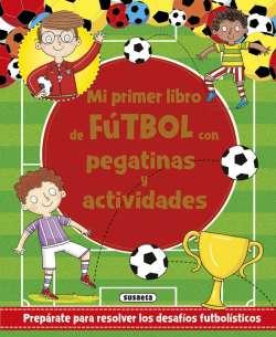 Mi primer libro de fútbol...