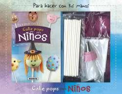 Cake pops para niños