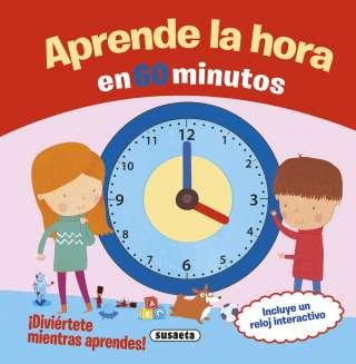 Aprende la hora en 60 minutos