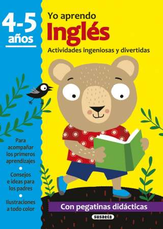Inglés 4-5 años....