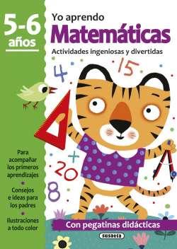 Matemáticas 5-6 años....