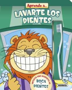Aprende a lavarte los dientes