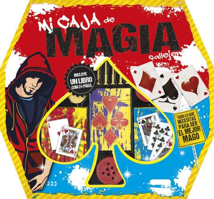 Mi caja de magia callejera