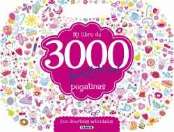 Mi libro de 3000 pegatinas...