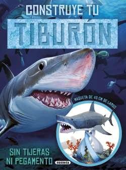 Construye tu tiburón