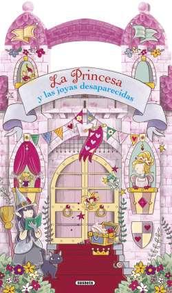 La princesa y las joyas...