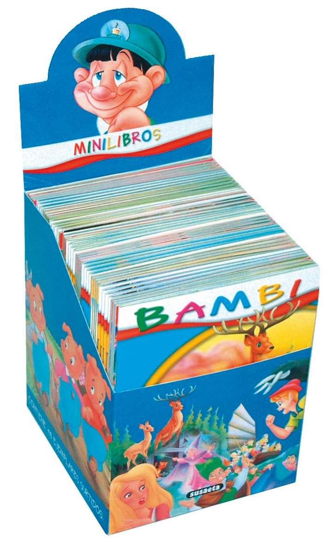 Minilibros (12 títulos)