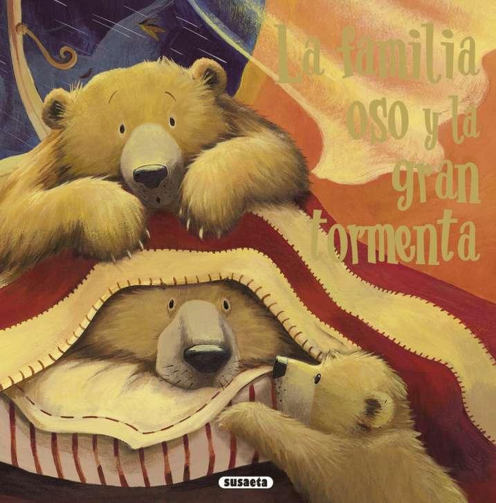 La familia oso y la gran...